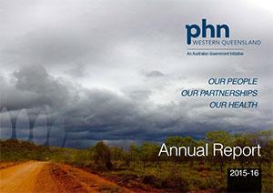 WQPHN Annual Report 2015-16